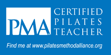 PMA Certified Pilates Teacher
